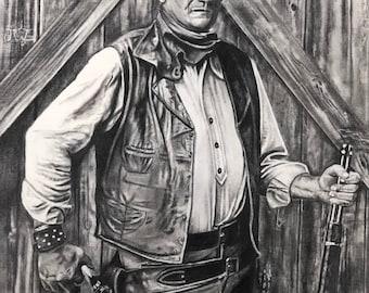 Grit  John Wayne Western