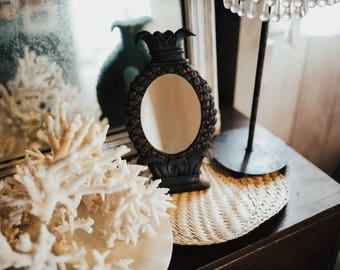 Vintage Pineapple Mirror