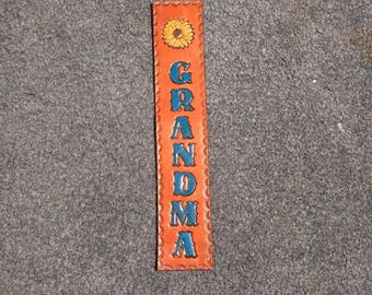 CUSTOM: Mother's Day Bookmark