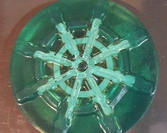 Ship Wheel Soap - Soaps By The Shore - Boat Soap- Beach House Soap- Beach Soap- Ship Soap