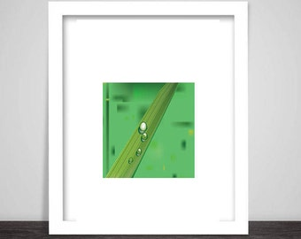 Grass, print, digital download, office decor,home decor,personal gift
