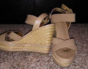 Summer Wedge Sandals!