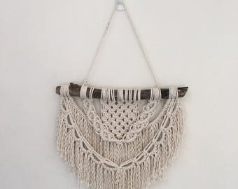 Brigit // Medium Macrame Wallhanging