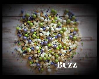 Buzz Sprinkle Mix 125grams