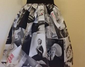 Hand made Marilyn Monroe skirt