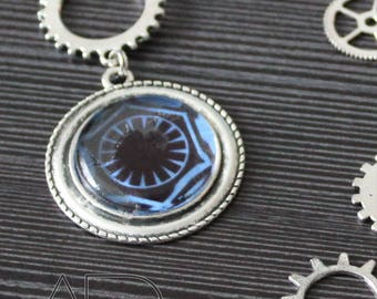 Cabachon pendant First order 3
