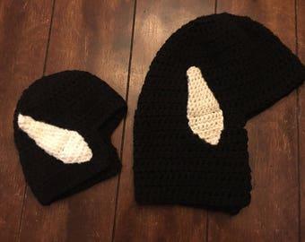 Crochet Spock Hat