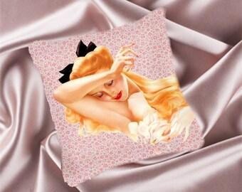 Pin Up Pillow - PUP#002