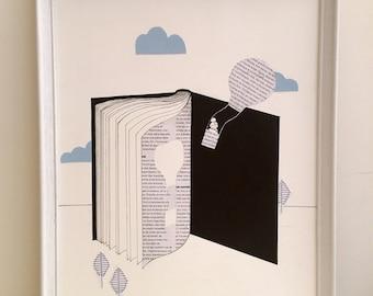 Illustration book / book illustration