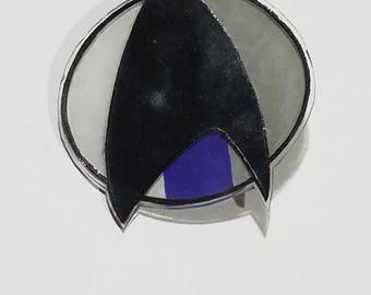 Star Trek Pride Pin