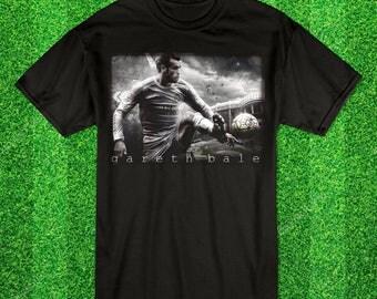 Gareth Bale Real Madrid Football Tshirt
