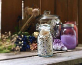 Lavender, Rosemary and Sandalwood Herbal Bath Salts