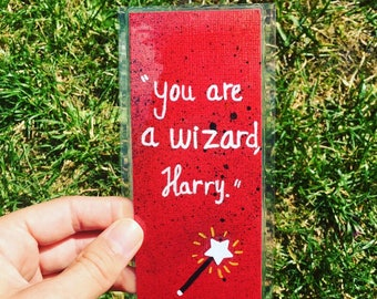 Harry Potter Bookmark 1