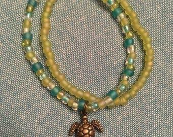 Turtle Stretch Bracelet Set