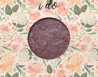 I Do, 26 mm single pan eyeshadow, metallic rose gold