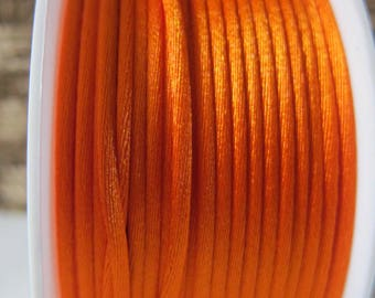 Rat tail orange 2 mm SATAB N 219