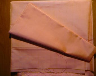 PURE SILK fabric coupon from Thäiland ( new) and vintage
