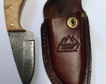 Hand Made Damascus Knife