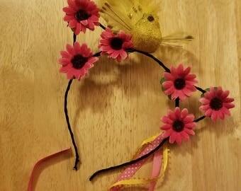 Sweet Tweet Cat Ear Headband - Charity Sale