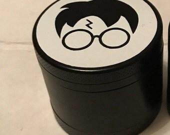 Harry Potter 40mm Alloy Herb Grinder