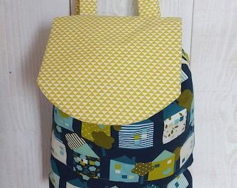 kindergarten backpack / nursery / school