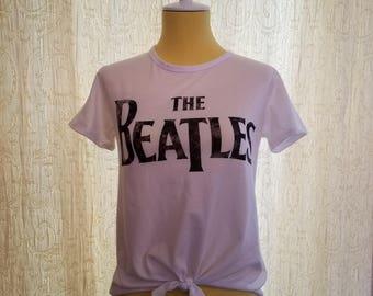Women's/Junior's Beatles Altered T-Shirt