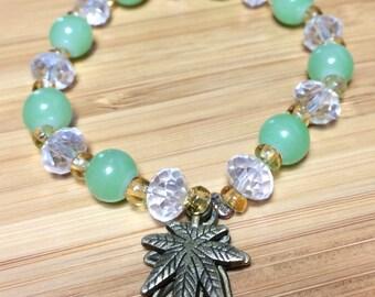 Turquoise MJ Bracelet