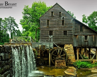 Yates Mill, Raleigh, NC by Robby Bryant Photography