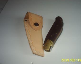 "Knife type case ""laguiole"" big model"