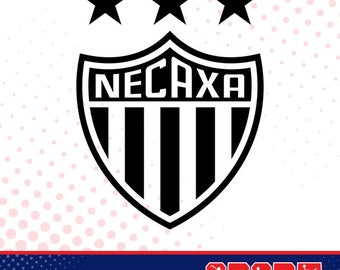 Necaxa silhouette, sport silhouettes, Soccer silhouette SS-SO-031