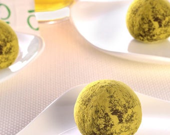 Tea Truffles (12 Cnt)