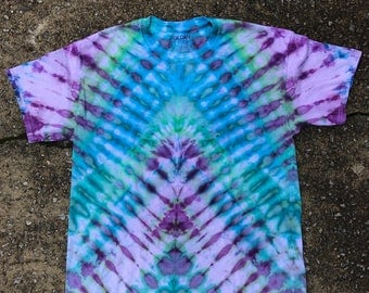 Ice Dyed Homegrown Tie Dye