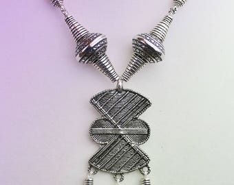 African Amulet necklace