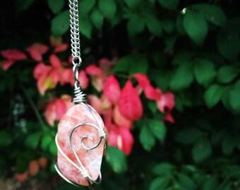 Sunstone Necklace Pendant