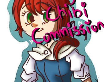 Digital Chibi Commissions