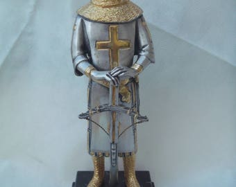 Piero Benzi-French soldier with crossbow-Costume of the XII-XIII century