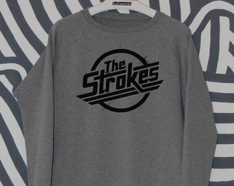 The Strokes sweatshirt