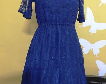 Short Dress, Net Dress, Casual Dress, Party Dress
