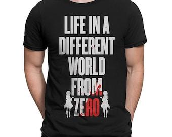 Restart from Zero T-Shirt
