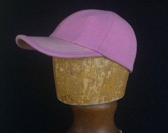 DART - Pepto Pink Boiled Wool/Leather