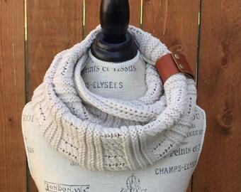 Knit Infinity Scarf, Infinity Knit Scarf,Womens Knit Infinity Scarf, Knit Scarf, Scarf, Scarves,Scarfs, Knit Scarfs, Knit Scarves,
