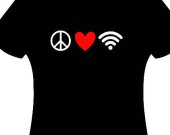 Peace, Love and WiFi