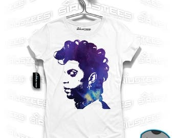 Prince T Shirt - Available in both Unisex/His/Her Purple Rain Artist Known Symbol Little Red Corvette Gift SIRIUSTEES
