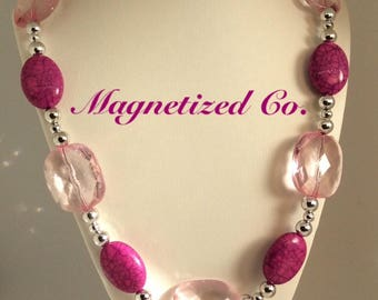 Pink Delight Necklace
