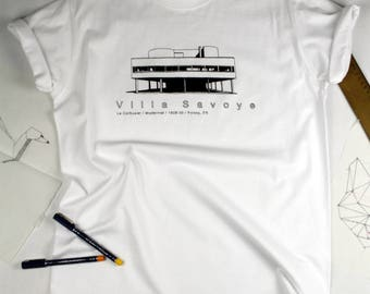 oversize tshirt with awesome print/villasavoye