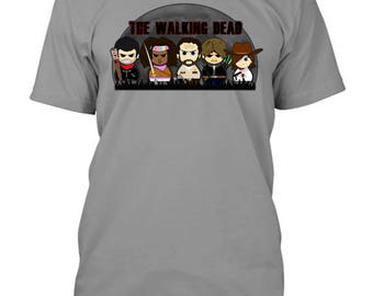 The Walking Dead Inspired T-Shirt