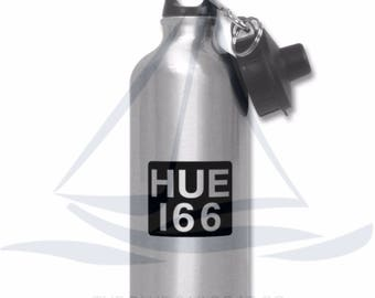 Land Rover HUE 166 Water Bottle,Land Rover, Defender, Truck, Defender Gift, Cars, Defender, Land Rover 90, Land Rover 110, Land Rover 130