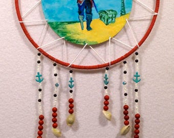 The Pirate Dreamcatcher