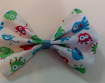 Little Aliens Cloth Hairbow