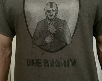 Raiders business tshirt